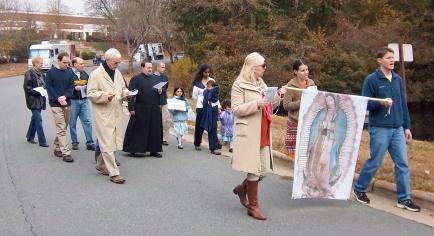 November 2013 with Fr. Riehl at Latrobe