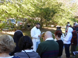 October 25th event with Father McNulty