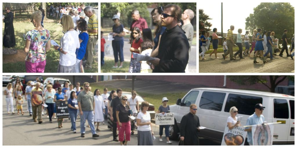 PicMonkey Collage- July 18, 2015 Vigil-St. Vincent with Fr. Coleman